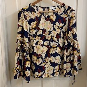 Super cute boho top by Rose and Olive. S